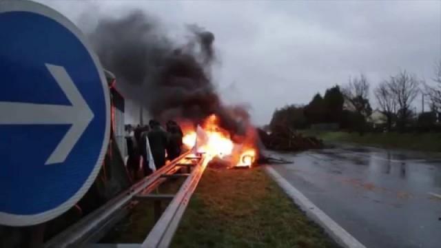PTV No comment 28 Gennaio 2016 – Germania: incendi nei centri di richiedenti asilo.