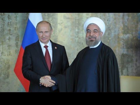 PTV No comment 9 agosto: Storico incontro tra Putin e Rouhani in Azerbaijan