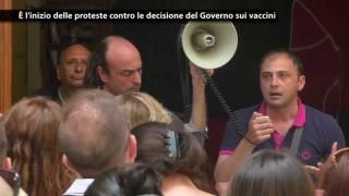 PTV No Comment – È l'inizio delle proteste contro le decisione del Governo sui vaccini