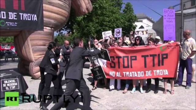 """PTV speciale: """"I perché della campagna #stopTTIP"""""""