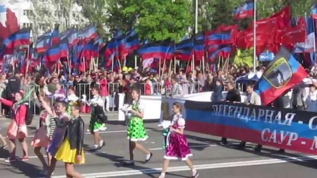 [PTV Speciale] La Repubblica di Donetsk festeggia i tre anni dalla sua nascita.