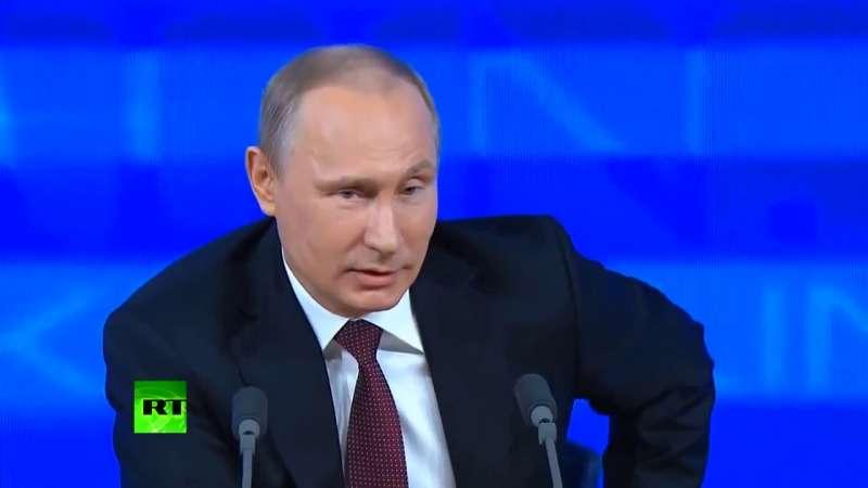 Putin: Senza i valori tradizionali la società va verso il degrado. [Ita]