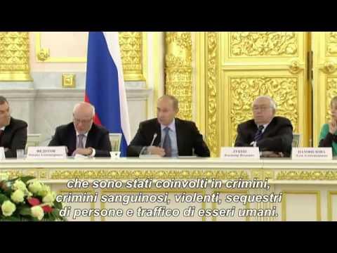 Putin:Snowden – trascorrerà il resto della sua vita in Russia o cosa? [Ita]