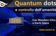 Quantum Dots e controllo dell'umanità