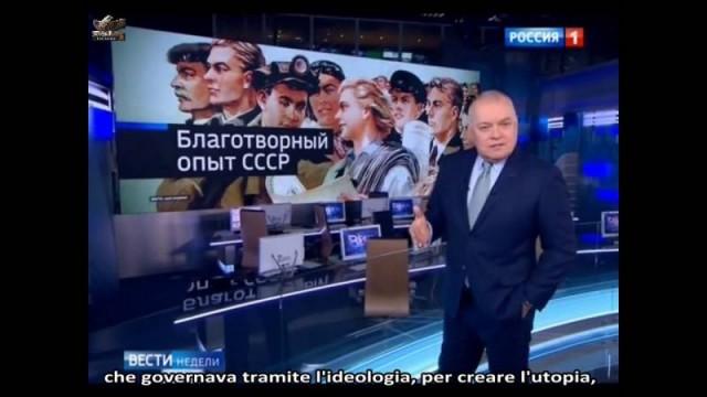 Questa è la magistrale versione russa della lezione subita dalla Russia.