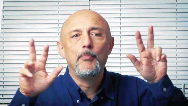 """Roberto Quaglia: """"Fermare il delirio – un movimento verso il reale"""""""