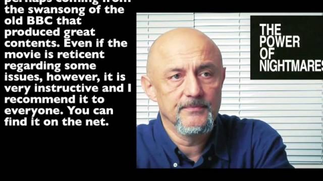 "Roberto Quaglia: ""Stop the madness – A movement toward reality."""