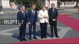 [RT LIVE] Roma,  le celebrazioni per l'anniversario dei trattati di Roma
