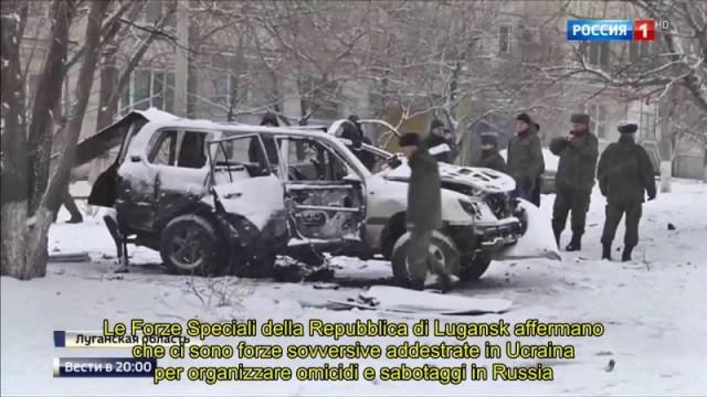 Sabotatori ucraini confessano attentati terroristici nel Donbass