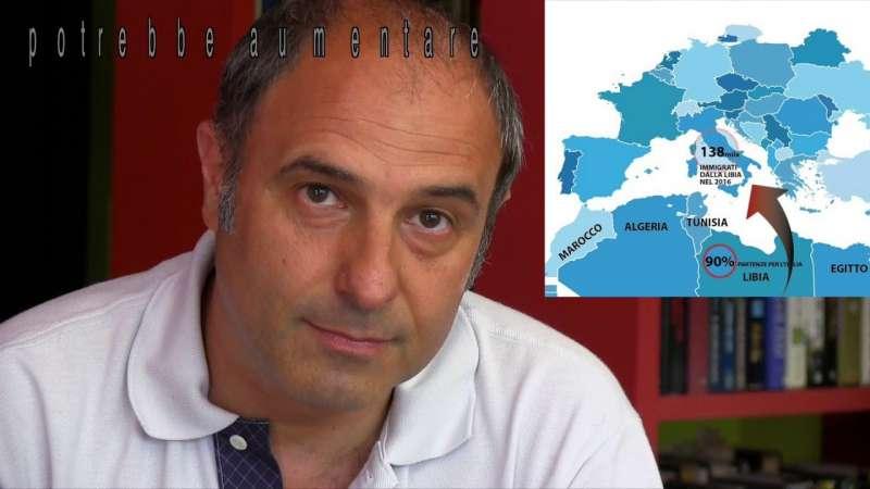 "Sarò Franco: ""Giulio Regeni e L'ENI"""