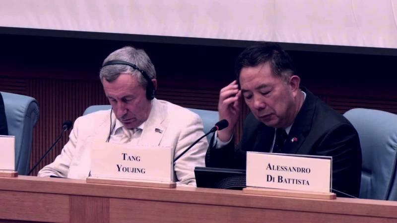"Tang Youjing: ""Cos'è la nuova via della seta?"""