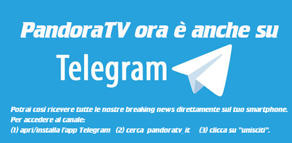 canale telegram