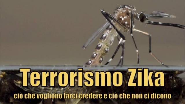 Terrorismo Zika – ciò che vogliono farci credere e ciò che non ci dicono