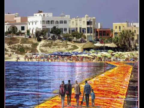 The floating bridge – Un progetto per Lampedusa