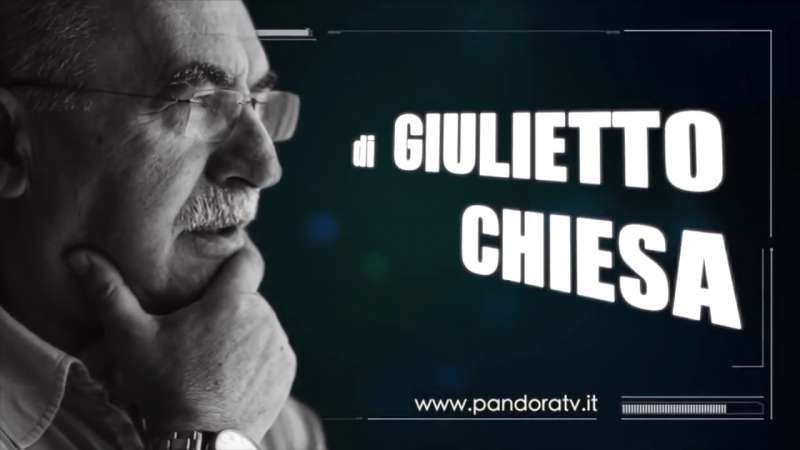 The point of Giulietto Chiesa – Germany teeters too