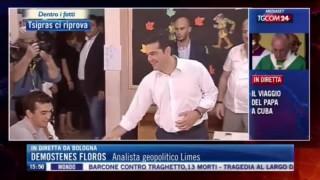 Tsipras ci riprova – Dentro i fatti – TgCOM24