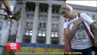"""""""Ucraina: le maschere della rivoluzione"""" di Paul Moreira"""