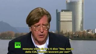 """Udo Ulfkotte: i giornalisti sono """"comprati"""" dalla CIA"""