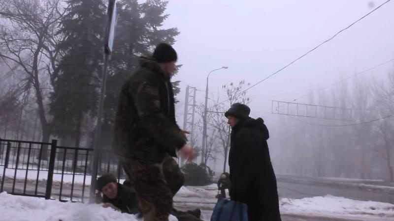 Ultim'ora – Donetsk sotto il fuoco di Kiev