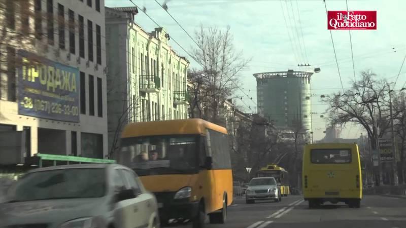 Vauro – Viaggio in Ucraina: da Sloviansk a Kiev, dove il diritto alla salute è un incubo