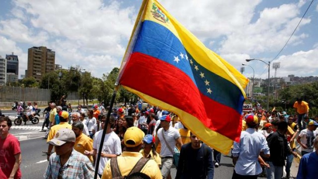 Con el pueblo venezolano que sufre una agresión imperial como nunca