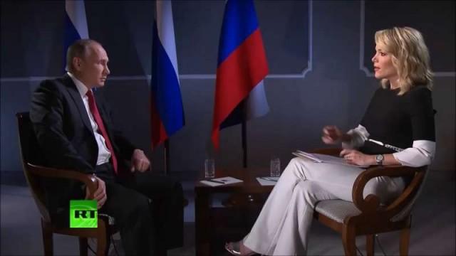 Vladimir Putin: Non la Russia ma gli Stati Uniti interferiscono attivamente nelle campagne elettorali di tutto il mondo