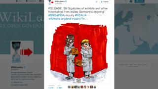 PTV News 2 Dicembre 2016 – Wikileaks scopre un grave scandalo governativo in Germania