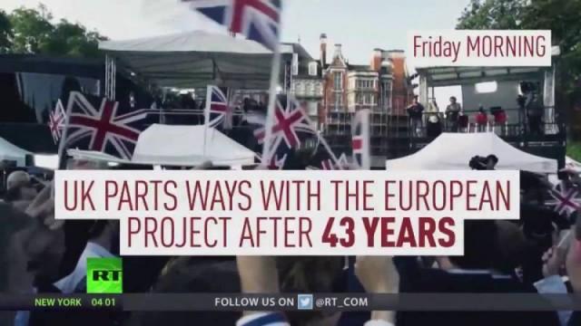 """Webster Tarpley: Dopo il Brexit: Londra si sgancia dall'America ed entra in una fase """"genovese""""?"""