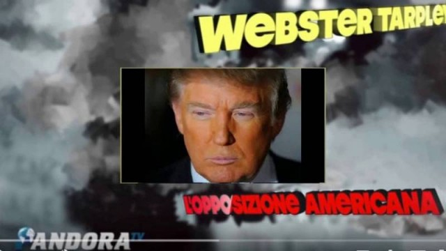 Webster Tarpley: La Convention di Trump e Pence, l'America peggiore.
