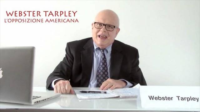 """Webster Tarpley: """"Le vulnerabilità di Hillary e Donald, l'attacco di Bernie"""""""